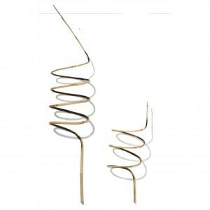 Tuteur Bambou Spirale