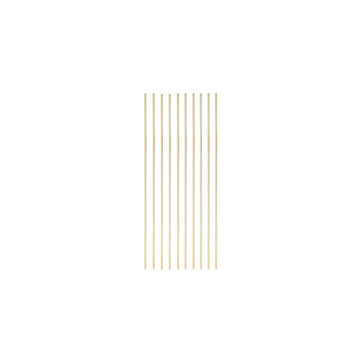 bambou refendu 40 cm achat vente tuteur bambou tuteur. Black Bedroom Furniture Sets. Home Design Ideas