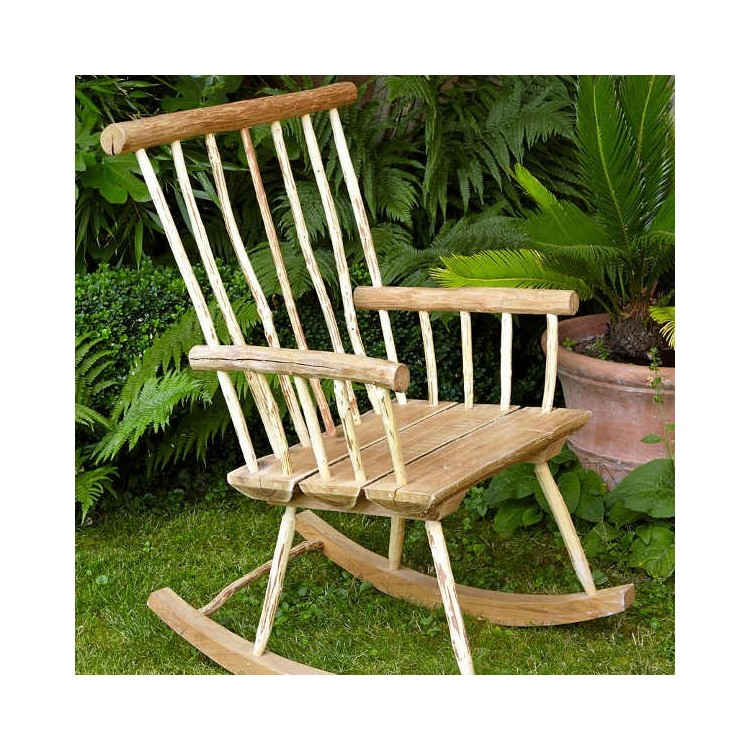 fauteuil bascule achat vente mobilier de jardin en bois botanique editions. Black Bedroom Furniture Sets. Home Design Ideas