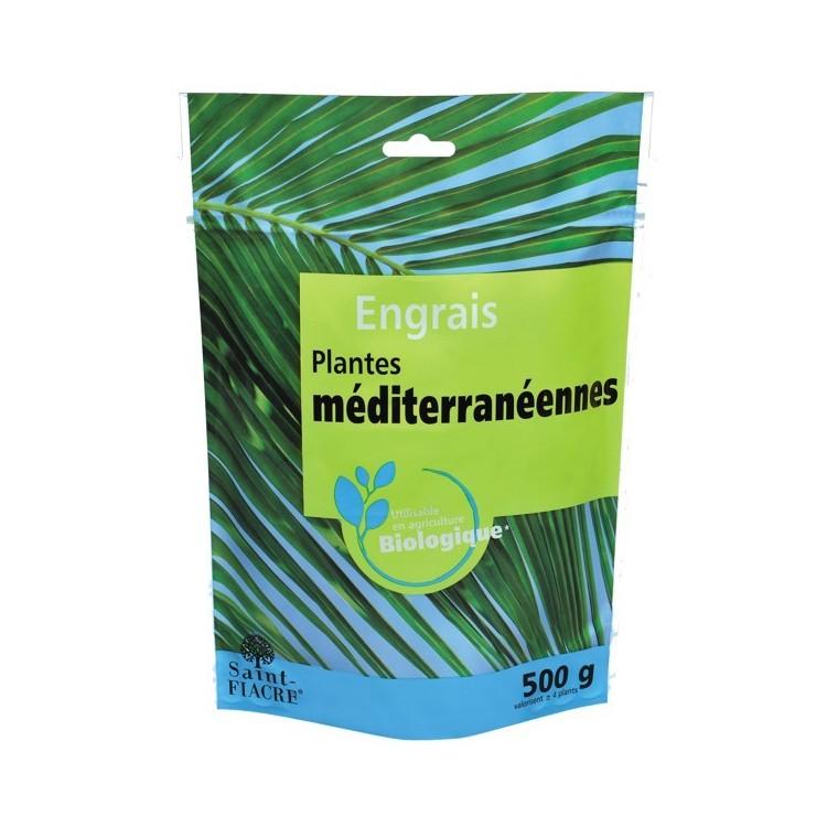 Engrais Plantes Méditerranéennes