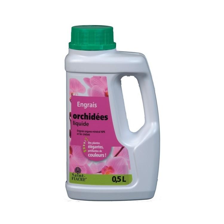 Engrais Orchidees 0.5 L