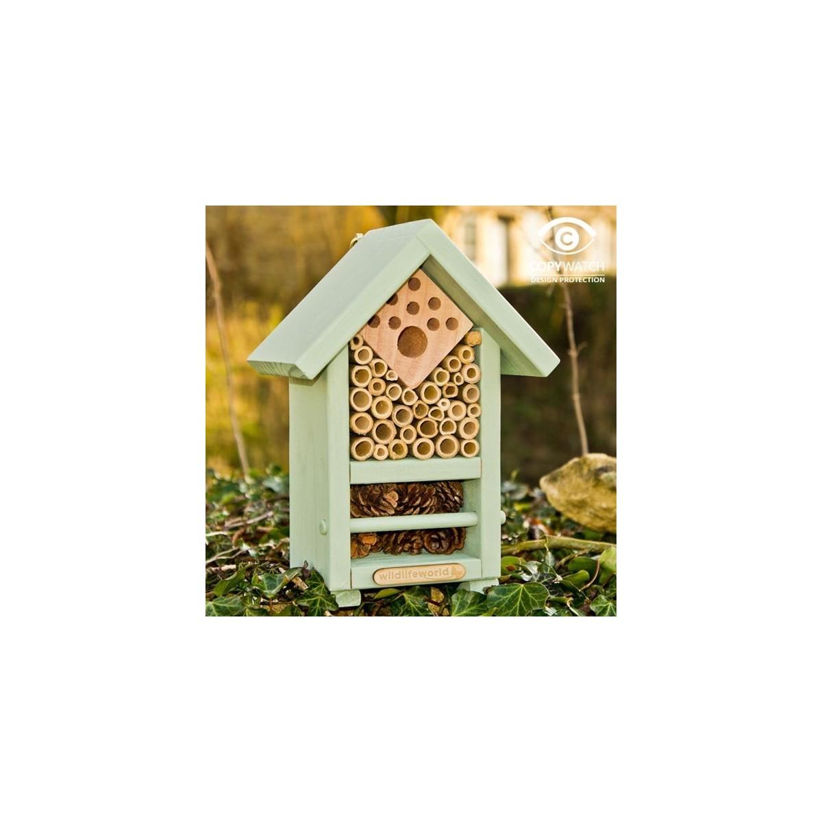 abri abeilles insectes botanique editions. Black Bedroom Furniture Sets. Home Design Ideas