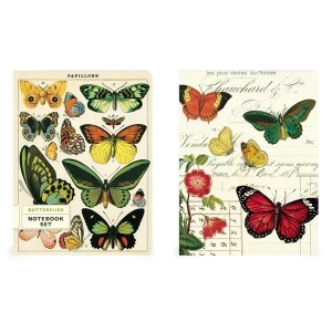 Carnets Papillons