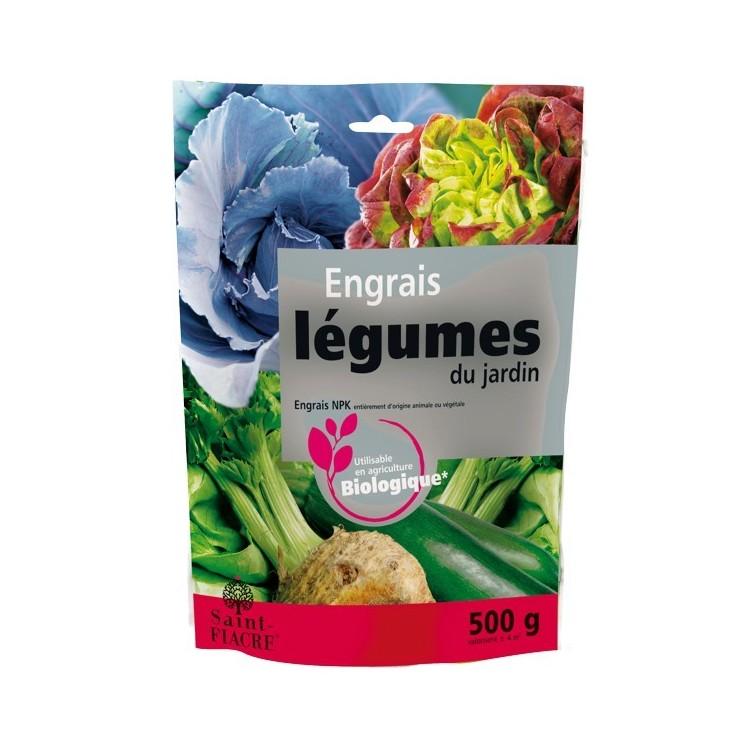 Engrais Légumes du jardin