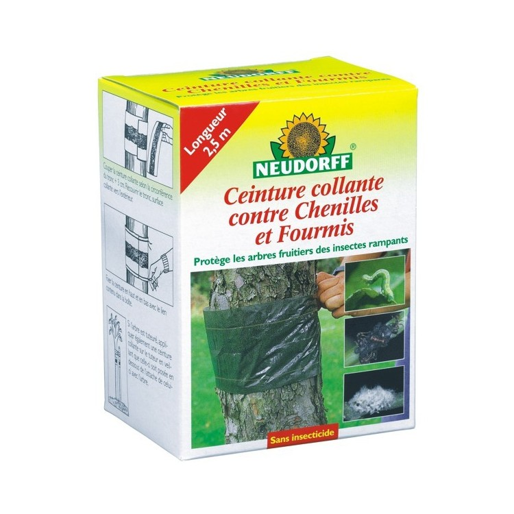 Collier glu neudorff achat vente anti fourmi anti for Anti fourmis naturel jardin