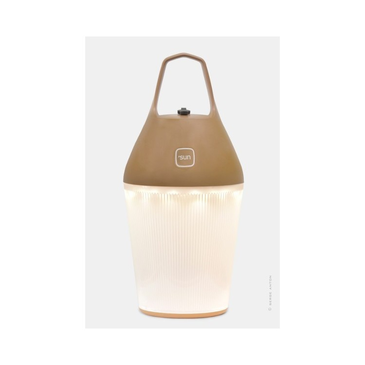 Lampe Nomad Taupe