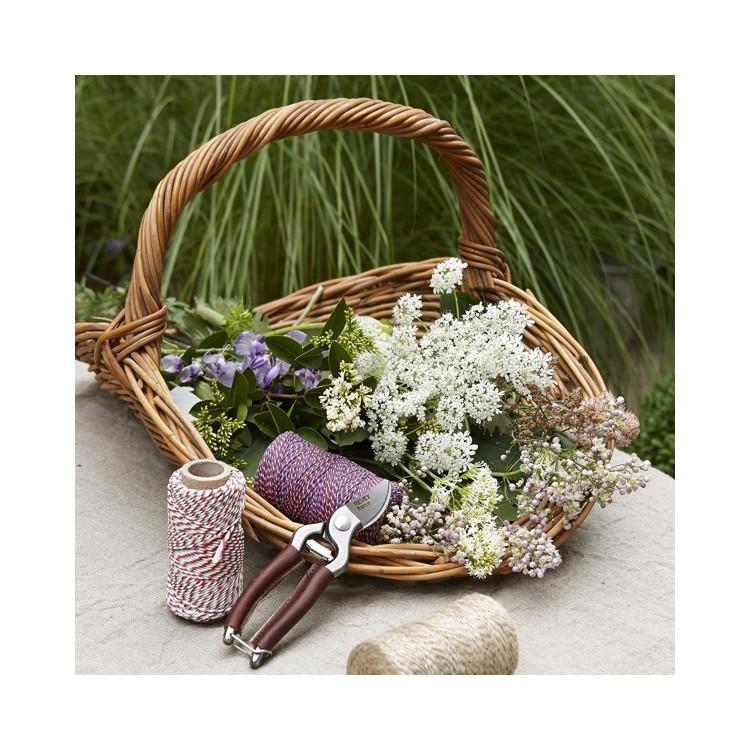 Panier De Fleurs Fraîches : Panier ramasse fleurs achat vente paniers de r?colte en