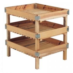 clayettes en bois