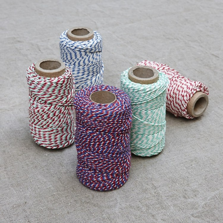 Ficelle Baker Twine 'Candy'