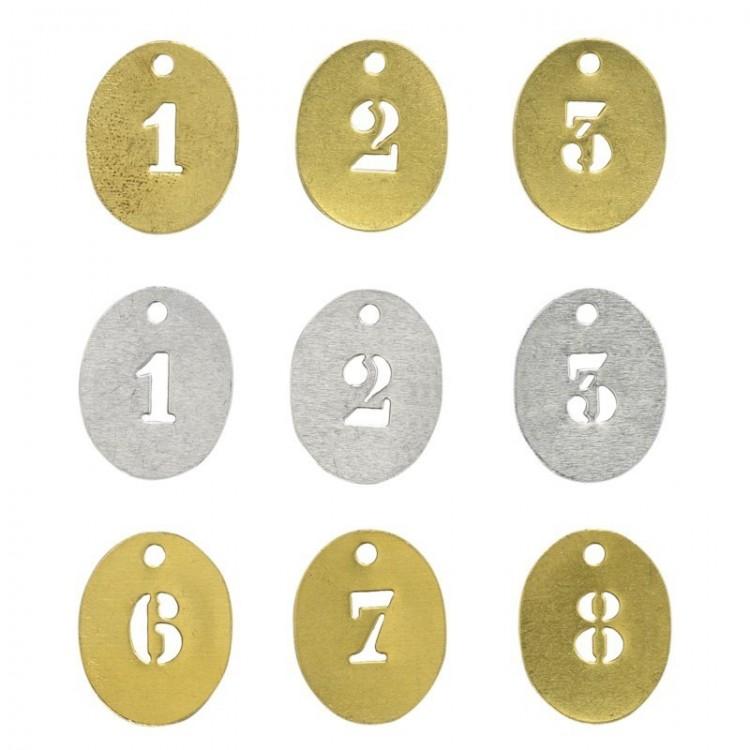 Numéros de Clés