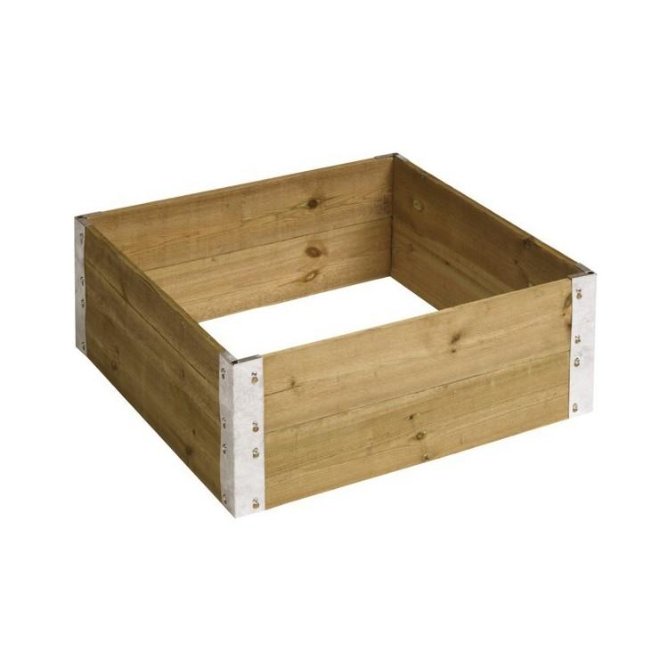 Carr de jardin poser achat vente potager en carr for Carre de jardin en bois