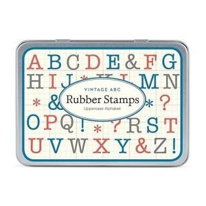 Tampons 'Alphabet' Majuscule