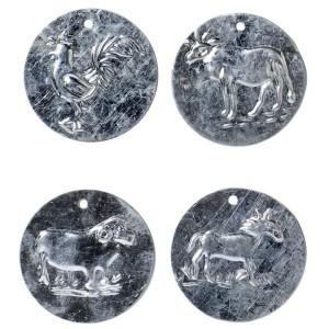 Médailles Animaux