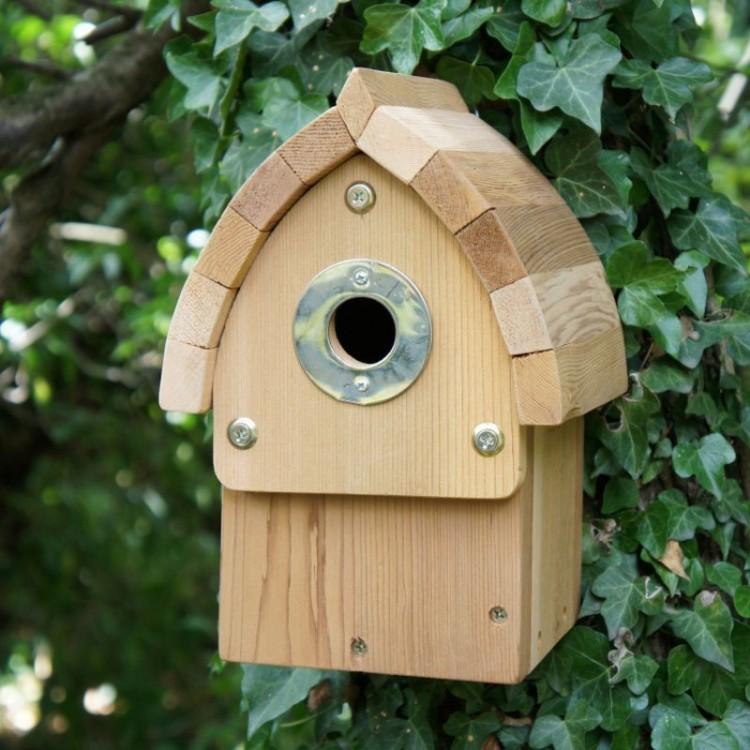 nichoir à oiseaux multiespèces