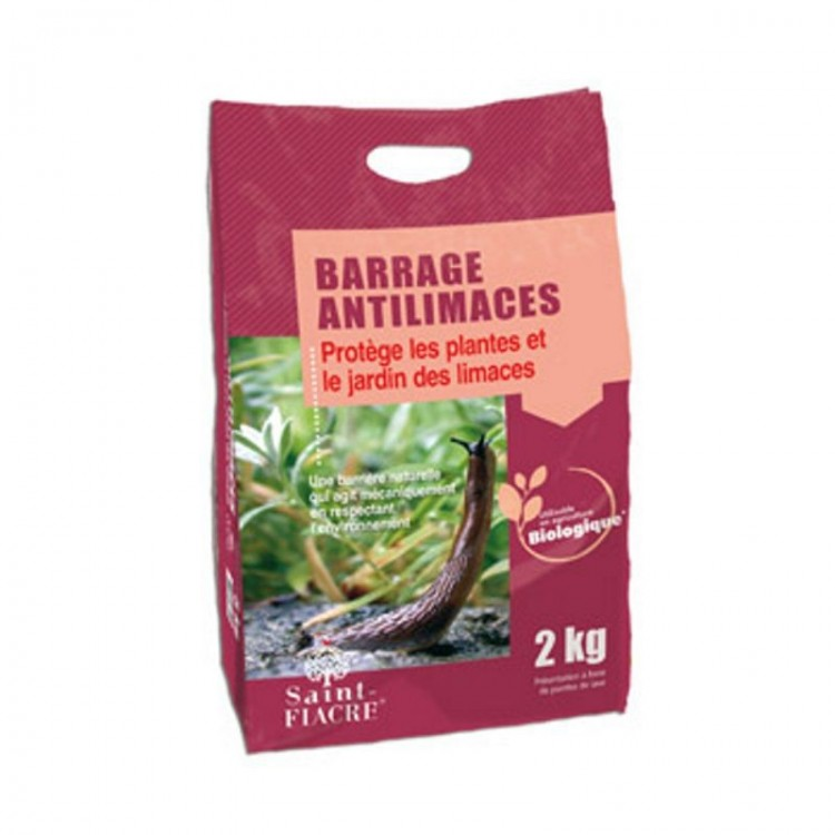 barriage anti limaces pouzzolane