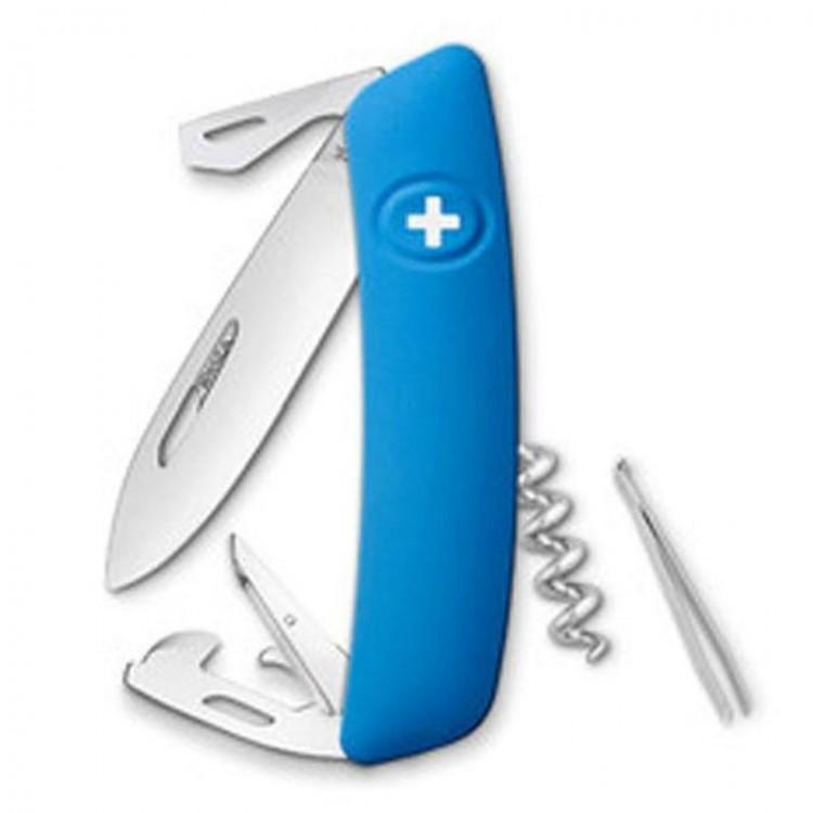 Couteau Pliant Suisse, 11 fonctions