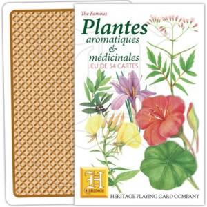Jeu de Cartes Plantes Aromatiques & Médicinales