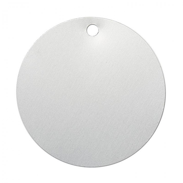 Médaille en aluminium