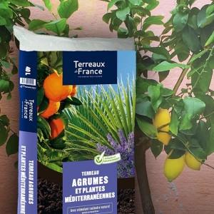 Terreau Agrumes & Plantes Méditerranéennes