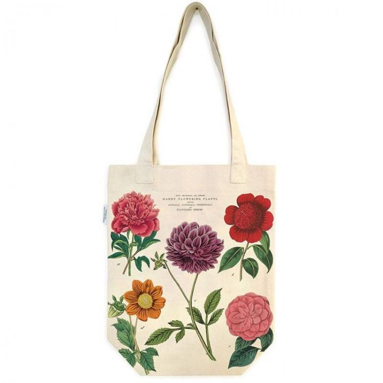 Sac en Toile Tote Bag Botanica