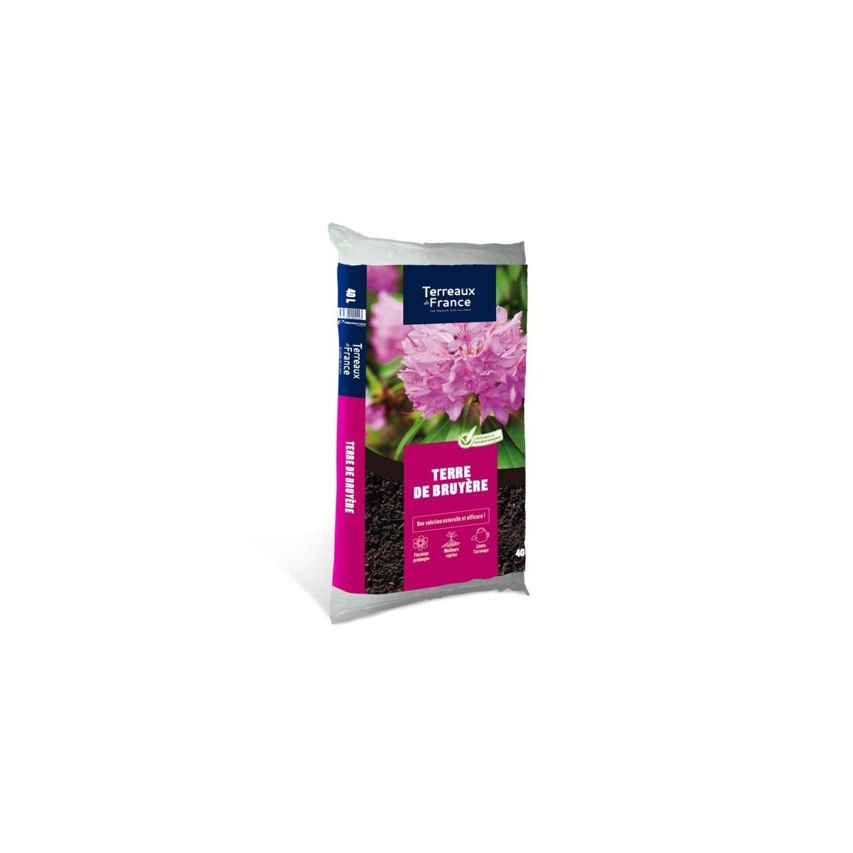Terre de bruy re paillages terreau botanique editions - Terre de bruyere prix ...