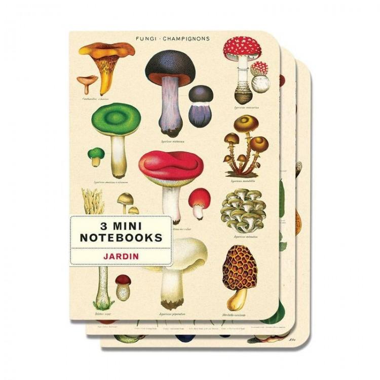 Carnets de Notes Le Jardin