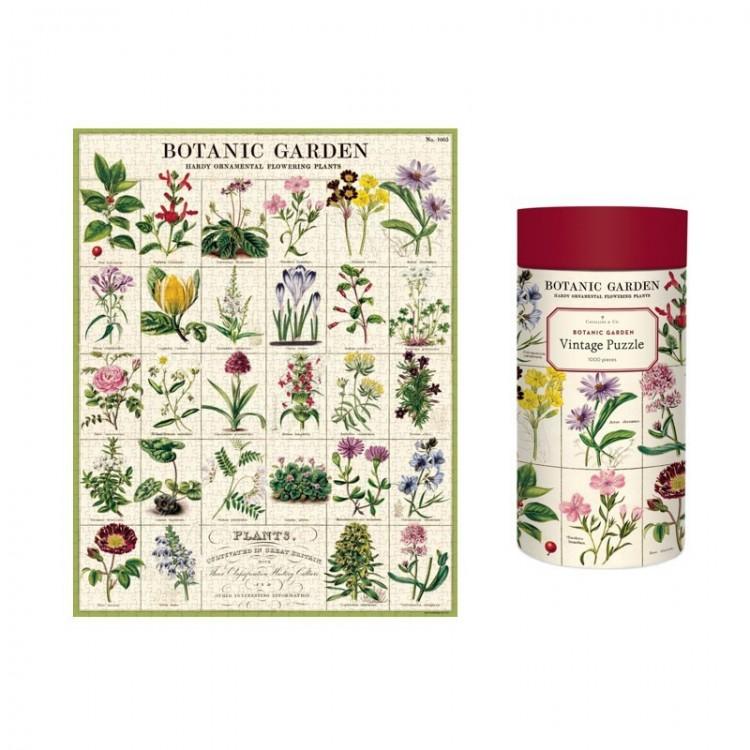 Puzzle Jardin Botanique Cavallini