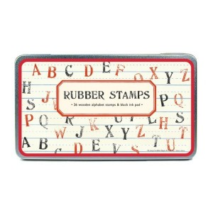 Tampons Alphabet Majuscule