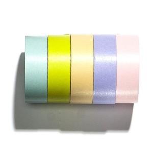 Rubans Masking Tape 'Light Colors'