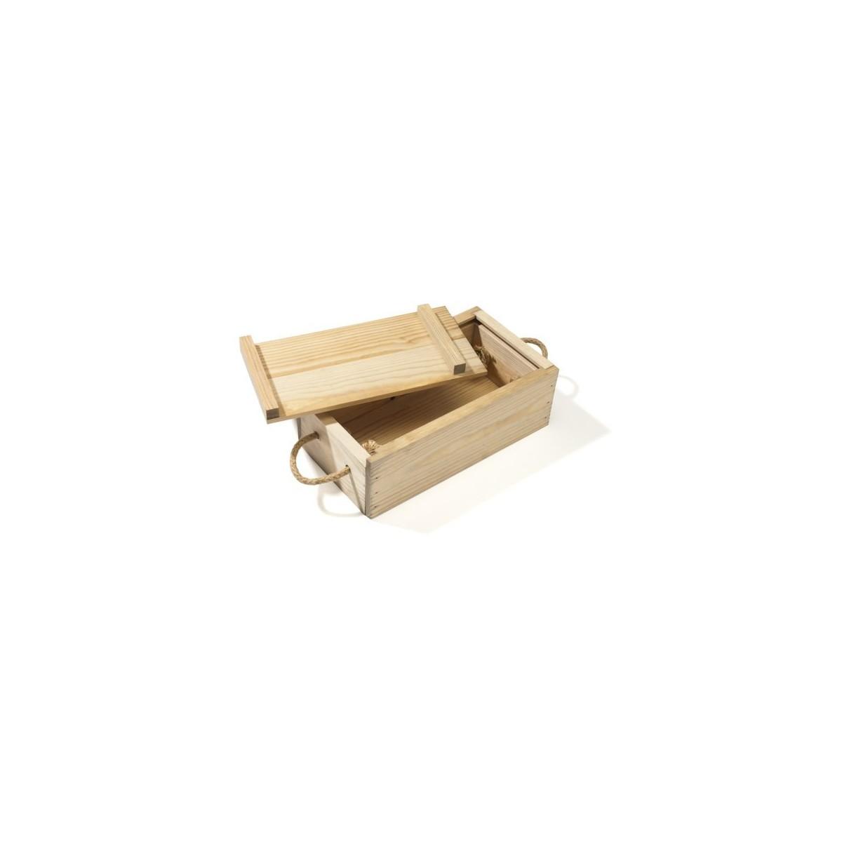 coffret en bois achat vente boite de rangement en bois. Black Bedroom Furniture Sets. Home Design Ideas