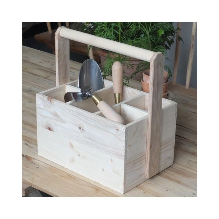 Caisse à Outils de Jardin Lamarck