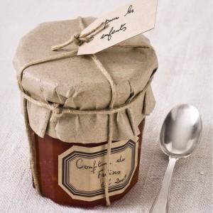 Etiquettes & Couvre-Pots 'Confiture'