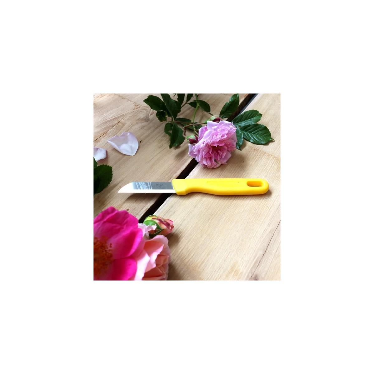 Couteau De Fleuriste Art Floral Botanique Editions